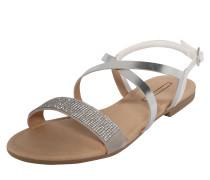 Sandale 'Tosha' silber