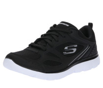 Sneaker 'summits - Suited' schwarz