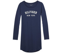 Nachthemd »Cotton cn dress ls iconic print«