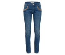 Jeans 'Naomi' blue denim
