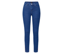 Jeans 'Scarlett Piping' blue denim