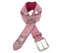 Gürtel pink