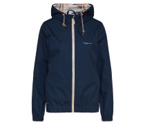 Jacke 'Library Light' navy
