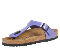 Zehentrenner 'Gizeh' violettblau