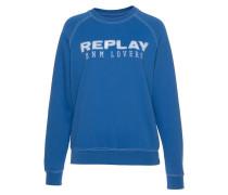 Sweatshirt himmelblau / hellblau