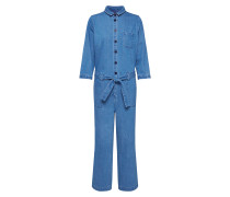 Overall blau