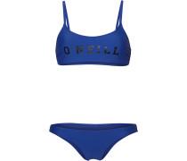 Bikini 'PW Sports Logo' dunkelblau