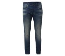 Jeans '3301' blau