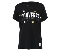T-Shirt 'metallic Star Supima Cotton'