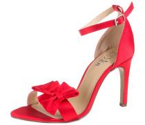 Klassische Sandaletten rot