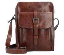 Mini Bag Umhängetasche 'Byron' Leder 20 cm