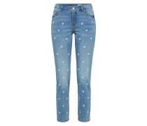 Slimfit Ankle Jeans blue denim