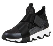 Sneaker 'Kinetic Sneak' dunkelgrau / schwarz