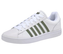 Sneaker 'Court Winston M' weiß