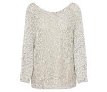 Pullover 'silvia' graumeliert