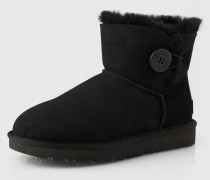 Boots 'Mini Bailey Button II' schwarz