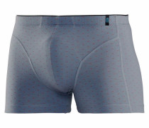 Boxer Shorts mit Allover-Print taupe