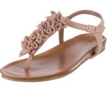 Sandalen nude / gold
