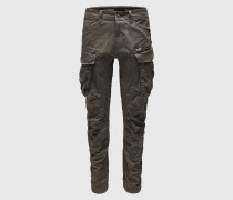Cargohose 'Rovic 3D Tapered' khaki