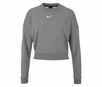 Sweatshirt 'dry TOP Longsleeve Crewneck Crop'