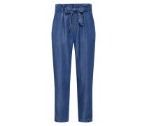 Hose in Jeansoptik blue denim