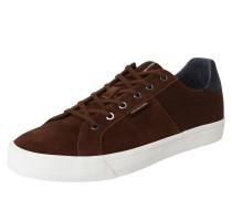Sneaker braun / weiß