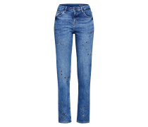 Jeans 'nmliv' blue denim