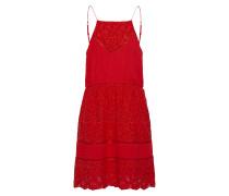 Kleid 'lilah' rot