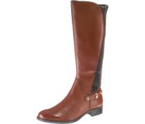 Klassische Stiefel rostbraun