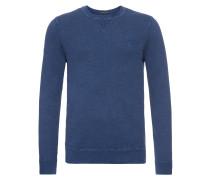 Pullover 'garment DYE L.a. Crew' blau