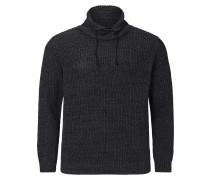 Pullover 'Dumeni' schwarzmeliert