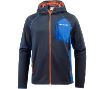 Triple Canyon Fleecehoodie Herren navy