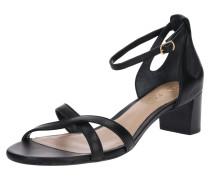 Sandalen 'Folly' schwarz