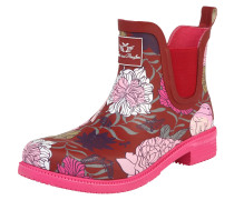Stiefel'Ena' pink / rot