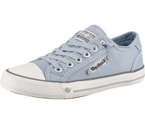 Sneakers rauchblau / grau / weiß