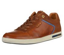 Sneaker hellblau / braun