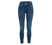 Jeans 'pcfive Delly DLX B187 MW' blue denim