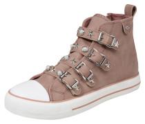 Sneaker 'Perla' puder / weiß