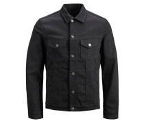 Jeansjacke black denim