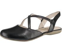 Komfort-Sandalen 'Fiona 13' schwarz