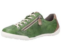 Sneaker hellbraun / hellgrün