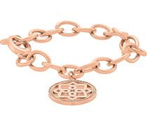 Armband 'Chakra' rosegold