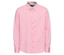 Hemd 'Basic' rosa