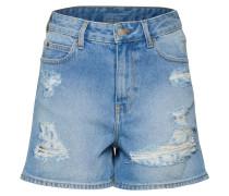 Shorts 'Jenn' blue denim