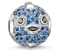 Bead 'Karma Bead Blauer Kugelfisch Fugu K0149-667-31'