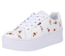 Sneaker 'roxie' rot / weiß