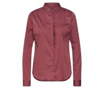 Bluse 'Tilda Frill Shirt' pflaume