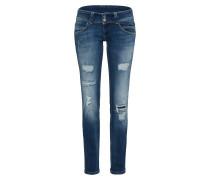 Straight Leg Jeans 'Venus' blau