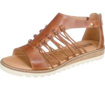 Sandaletten 'Alcudia' braun