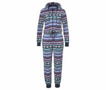 Relax-Jumpsuit mischfarben